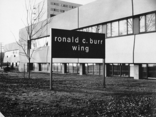 Aile Ronald C Burr - 1977, Kingston, Ontario