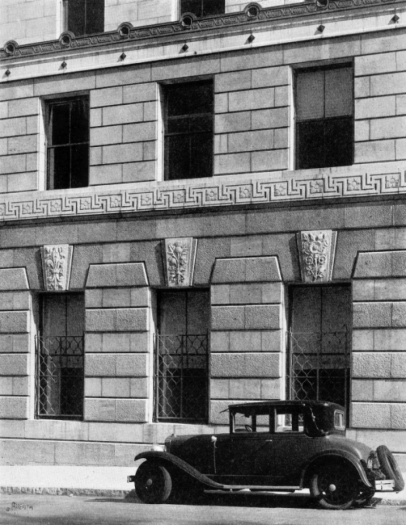 Beaver Hall Building - 1929, Montreal, Quebec