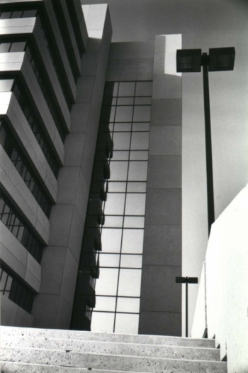 Botterell Hall - 1979, Kingston, Ontario