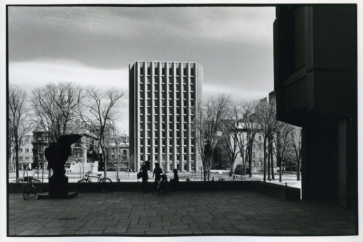 Burnside Hall - 1971,