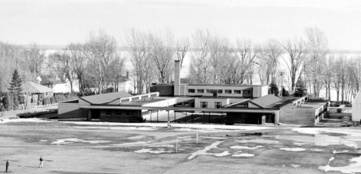 École Secondaire Beaconsfield - 1958,