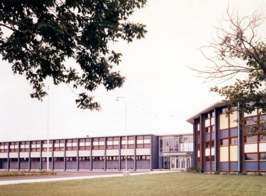 Lindsay Place High School - 1960, Pointe-Claire, Quebec