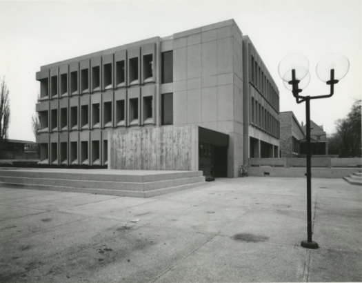 Jeffery Hall - 1970, Kingston, Ontario