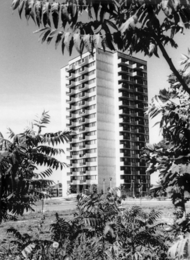 Orr Tower - 1971,