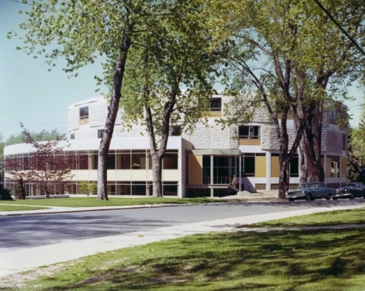 Stirling Hall - 1964, Kingston, Ontario
